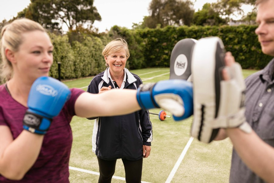 Boxing training alive personal training